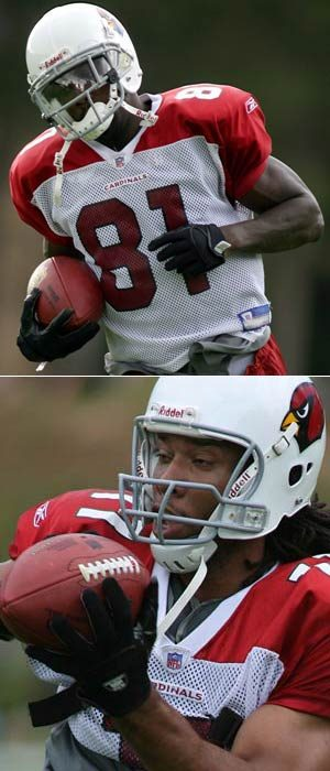 larry fitzgerald catches. Fitzgerald caught 96 passes